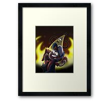 Lets Have Some Fun, Pine Tree Framed Print