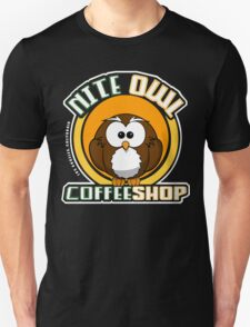 Nite Owl Coffee Shop T-Shirt