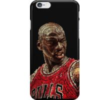 Basketball Michael Jordan Chicago Bulls iPhone Case/Skin