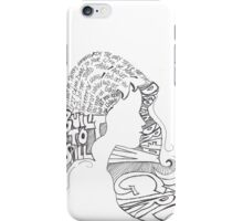 Dystopian Dream Girl iPhone Case/Skin