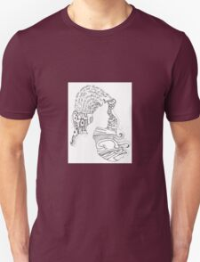 Dystopian Dream Girl Unisex T-Shirt