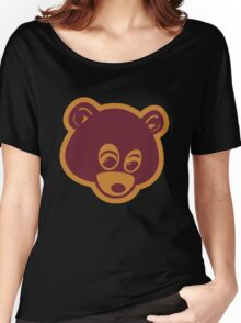 The Dropout Bear (Kanye West) Women's Relaxed Fit T-Shirt