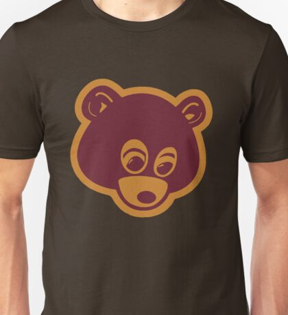 The Dropout Bear (Kanye West) Unisex T-Shirt