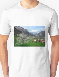 Spring in Valle Camonica Unisex T-Shirt