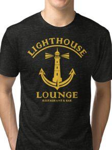 Lighthouse Lounge Tri-blend T-Shirt