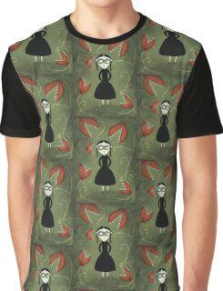 Viola's Garden Graphic T-Shirt