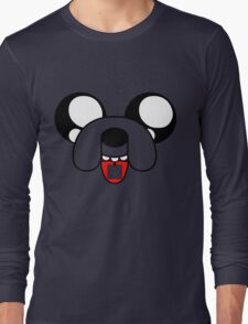 Jake on Acid Long Sleeve T-Shirt