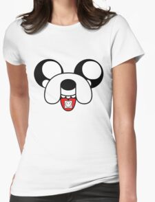 Jake on Acid Womens Fitted T-Shirt