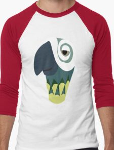 Parrot Men's Baseball ¾ T-Shirt