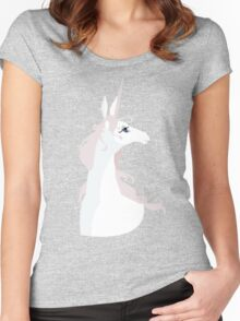 The Last Unicorn Women's Fitted Scoop T-Shirt