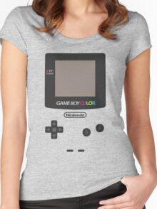 Gameboy Women's Fitted Scoop T-Shirt
