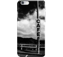 Cafe NZ iPhone Case/Skin