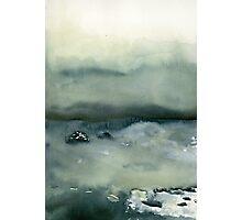 ocean landscape Photographic Print