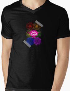 Gary Monner (Scary Monster) Mens V-Neck T-Shirt