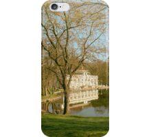 Prospect Park Boathouse iPhone Case/Skin