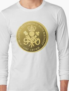 Queen's 90th Birthday Long Sleeve T-Shirt