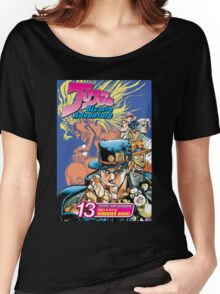 Jojo's Bizarre Adventure Cool Stuff Women's Relaxed Fit T-Shirt