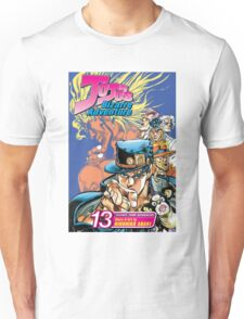 Jojo's Bizarre Adventure Cool Stuff Unisex T-Shirt