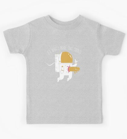 Space Sucks Kids Tee