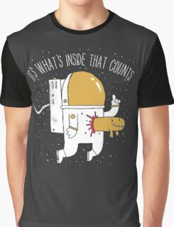 Space Sucks Graphic T-Shirt