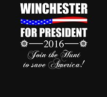 Supernatural SPN 2016 Election Parody Unisex T-Shirt