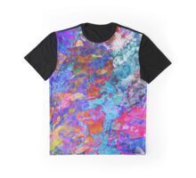 Painted Party Animal Graphic T-Shirt