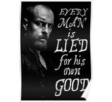 Black Sails - Every Man is Lied... Poster