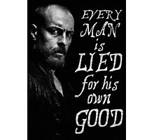 Black Sails - Every Man is Lied... Photographic Print