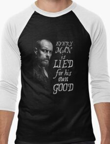 Black Sails - Every Man is Lied... Men's Baseball ¾ T-Shirt