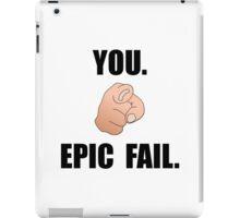 Epic Fail iPad Case/Skin