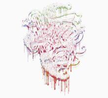 Mixtape Graffiti  One Piece - Short Sleeve