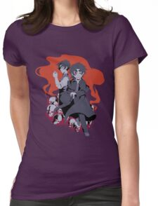 Duo (Textless Version) Womens Fitted T-Shirt