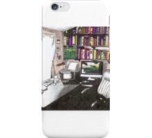 The Study iPhone Case/Skin