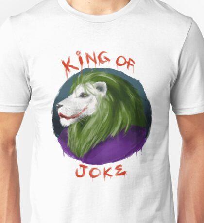 King of Joke Unisex T-Shirt