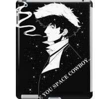Spike Cowboy Bebop iPad Case/Skin