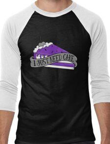 Ace Cake Men's Baseball ¾ T-Shirt