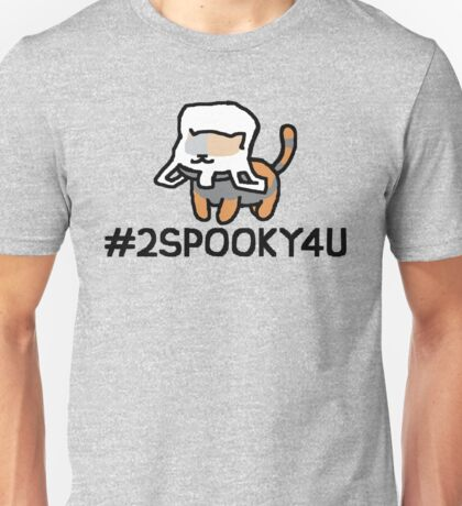 Neko Atsume - Spooky - 2spooky4u Unisex T-Shirt