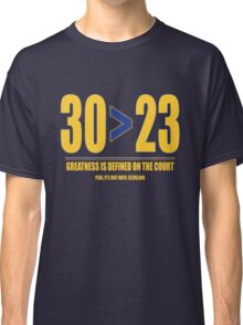 30 > 23 | Curry > James Classic T-Shirt