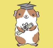 Graduation Guinea-pig  Baby Tee