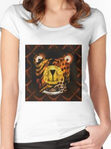 Kindly Tiger Women's Fitted Scoop T-Shirt