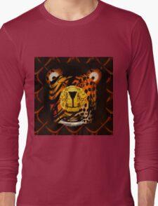Kindly Tiger Long Sleeve T-Shirt