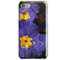 underwater flora - color  iPhone Case/Skin