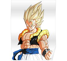 Gogeta Dragon ball Z Poster