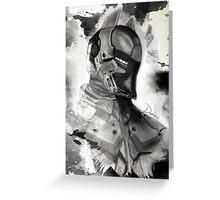 Arkham Knight  Greeting Card