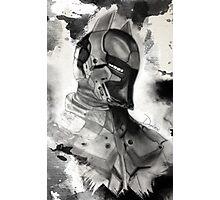 Arkham Knight  Photographic Print
