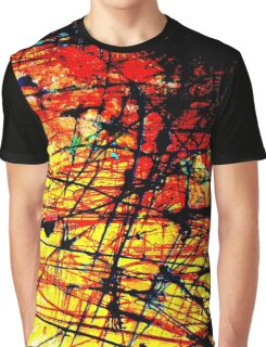 Raw Materials Graphic T-Shirt