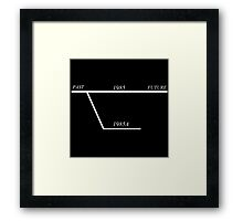 Here, Let Me Illustrate Framed Print