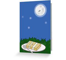 Stargazing Layer Cake Greeting Card