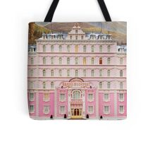 The Grand Budapest Hotel - Wes Anderson Film Tote Bag