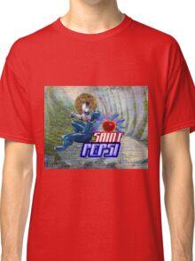 Saint Pepsi Vaporwave Ocean Paradise Classic T-Shirt